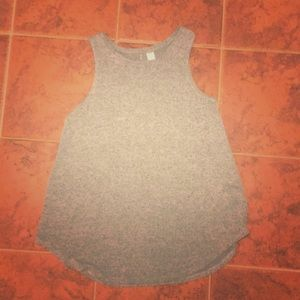 Gray Old Navy Tank